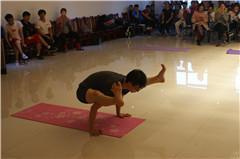 我省举办首届健身瑜伽教练员、裁判员培训班集锦