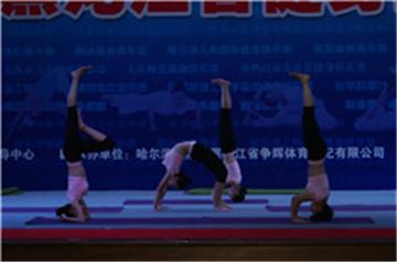 我省举办2016年亚博亚博下载地址苹果下载健身瑜伽公开赛集锦