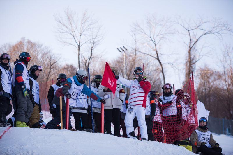 2017-2018雪季征服者单板友谊赛圆满落幕