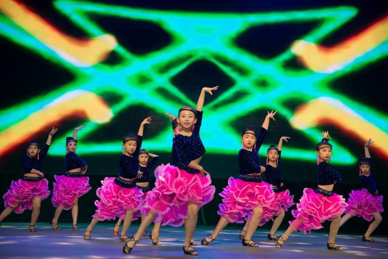 舞动林城  歌舞青春